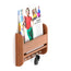 Rozel Wall Key Chain Holder Rack with Letter Organizer