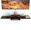 Bluewud Aero TV Entertainment Unit/Wall Set Top Box Stand Shelf
