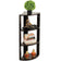 Alba Floor Standing Corner Shelf