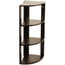 Alba Floor Standing Corner Shelf - Bluewud