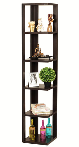 Albert Floor Standing Corner Shelf