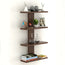 Stellar Plus Decor Wall Shelf/Display Rack - 4 Shelves