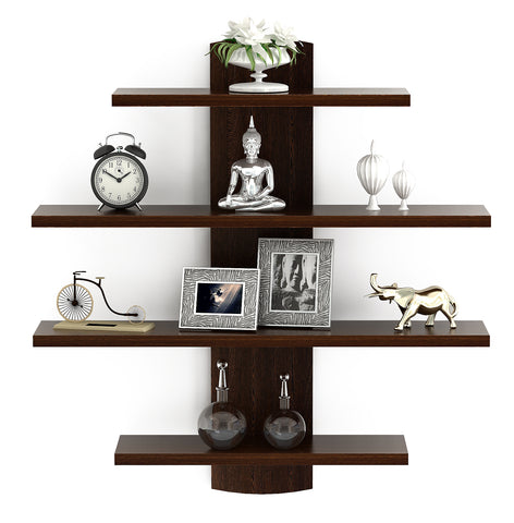 Bluewud Caselle Lifestyle Wall Shelf/Display Rack