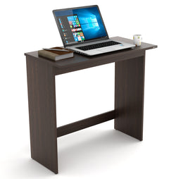 Bluewud Clonard Study Table Desk for Home & Office (Standard - Wenge)