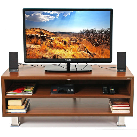 Leo TV Unit Entertainment Center - Bluewud