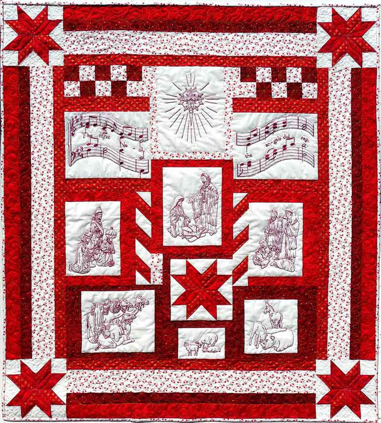 Quilt Patterns Tagged Religious More The Merrier Designs