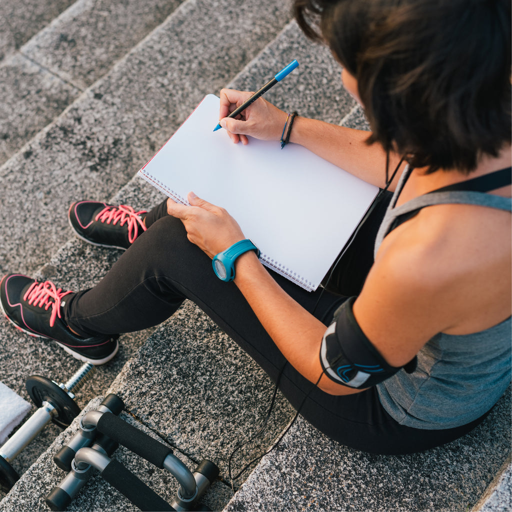 Writing Down Your Goals Helps You Achieve Them Quicker