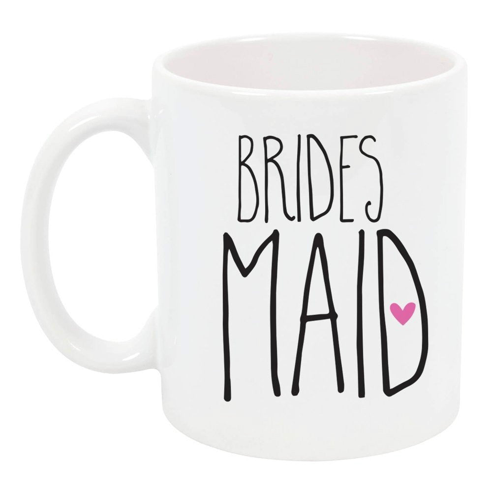 Ceramic Bridesmaid Mug