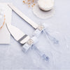 Image of Personalised Wedding Cake Knife Set