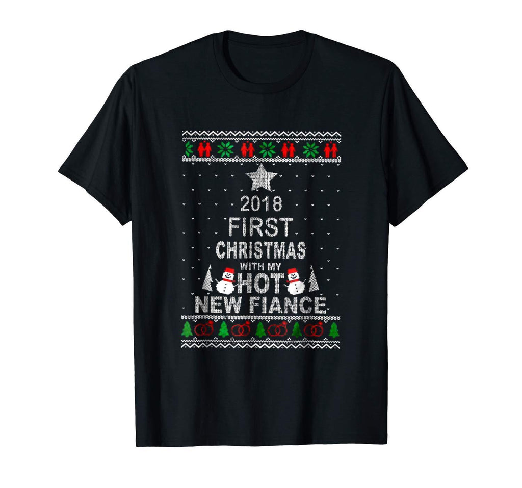 First Christmas With Fiancé T-Shirt