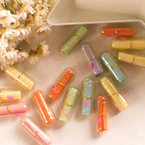Message Capsule Wedding Favors