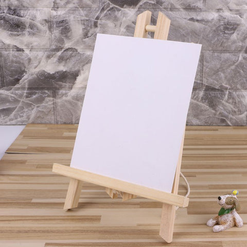 Wooden Easel Stand - 50cm