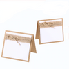 Image of Rustic Table Place Name Cards