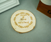 Image of Personalised Rustic Coaster
