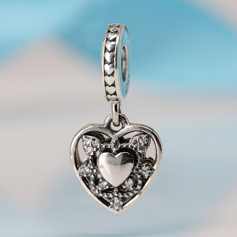My Wife Charm 925 Sterling Silver