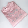 Image of Personalised Morning of the Wedding Robes - Pink