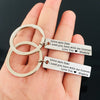 Image of Personalised Drive Safe Keyring