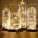 LED Wire Centrepiece Decorations