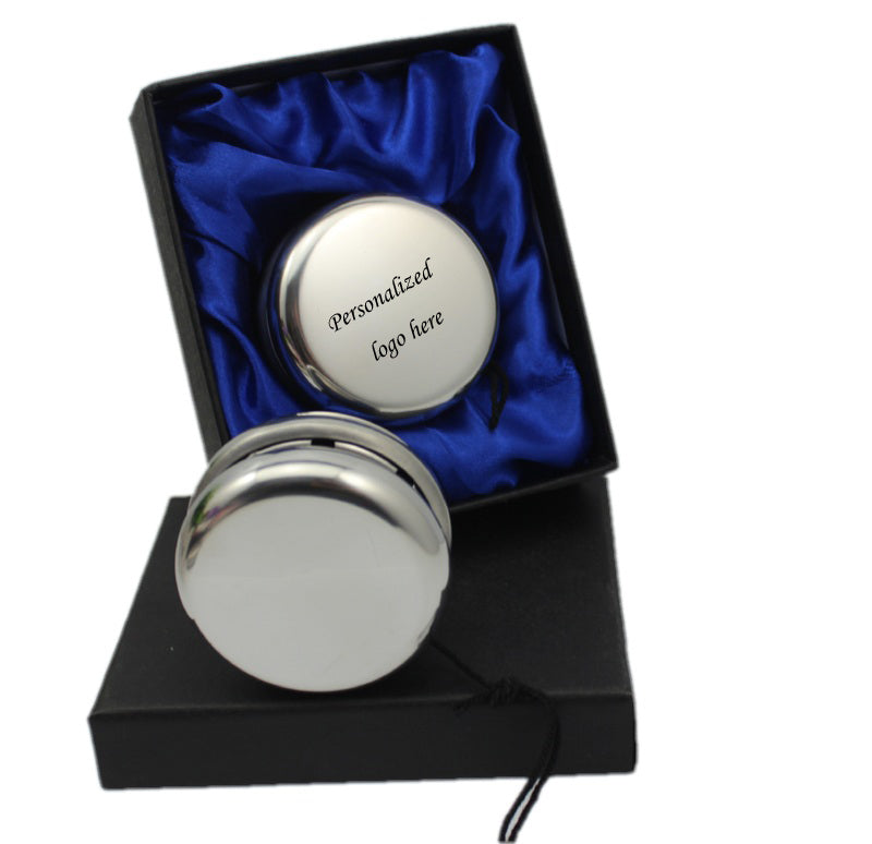 Personalised Stainless Steel Yoyo With Gift Box