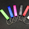 Image of Personalised Keyring Bottle Openers With Organza Bags - 50pcs
