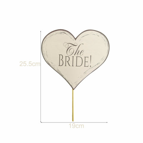 Bride To Be Photo Booth Prop