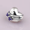 Image of Bridesmaid Charm 925 Sterling Silver