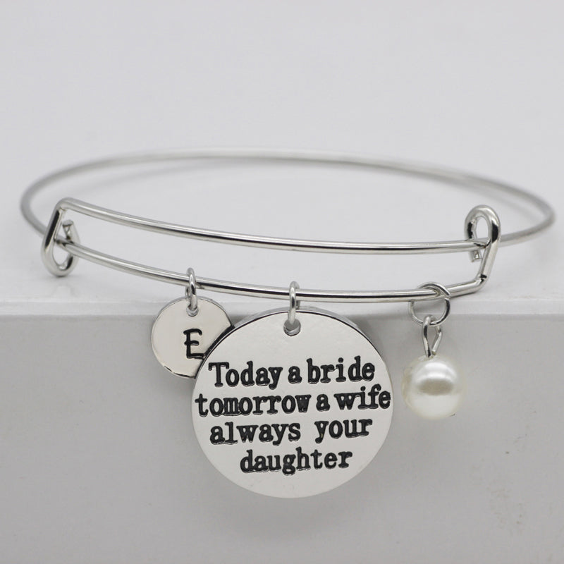 Mother of the Bride Bangle