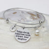 Image of Mother of the Bride Bangle