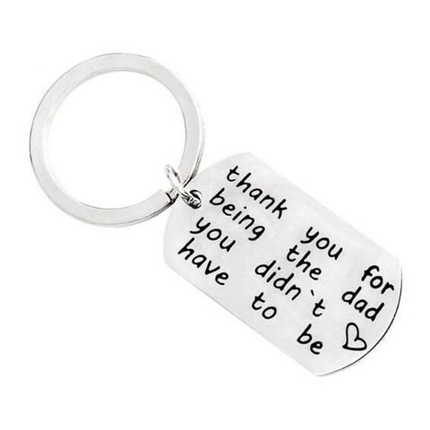 Stepfather of the Bride Keyring