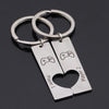 Image of Couples Gaming Keyrings