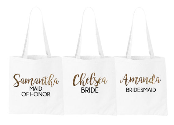 Personalised Wedding Bag