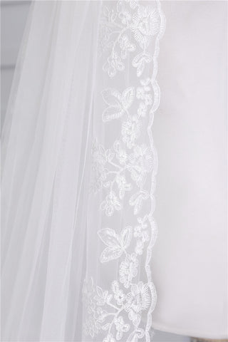 Royal Length Veil