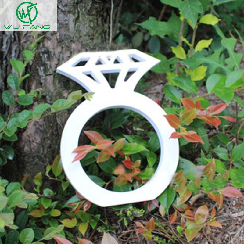 Wooden Ring Ornament