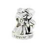 Image of Silver Forever Together Charm