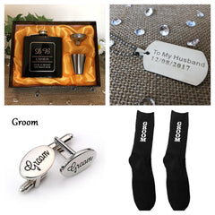 Groom Wedding Pack
