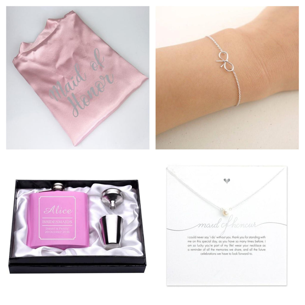 Maid of Honour Wedding Pack