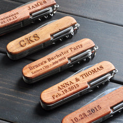 Personalised Pocket Knife