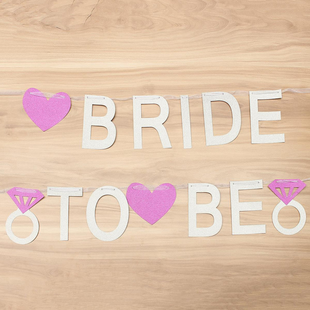 Bride To Be Hen Party Bunting