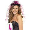 Image of Hen Party Bride To Be Tiara & Veil