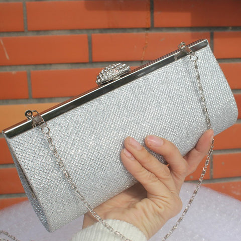 Sparkly Clutch Bag