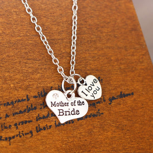 Personalised Heart Pendant Necklace