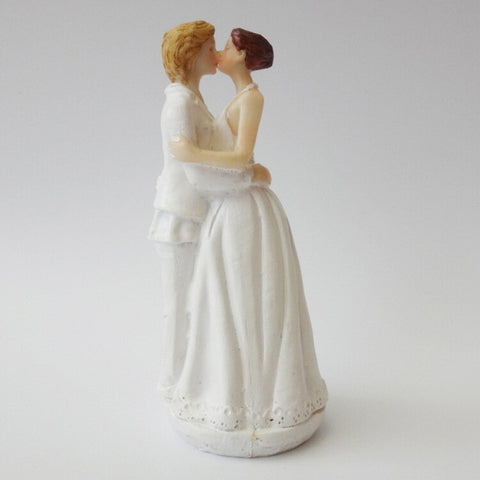 Resin Same Sex Wedding Cake Topper