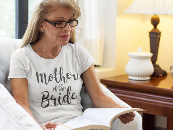 Mother of the Bride Hen / Bachelorette Party T Shirt