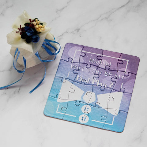 Personalised Proposal Puzzle