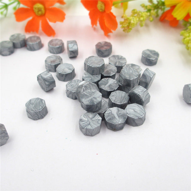 Vintage Stamp Wax - 100pcs
