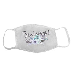Bridal Party COVID Face Masks