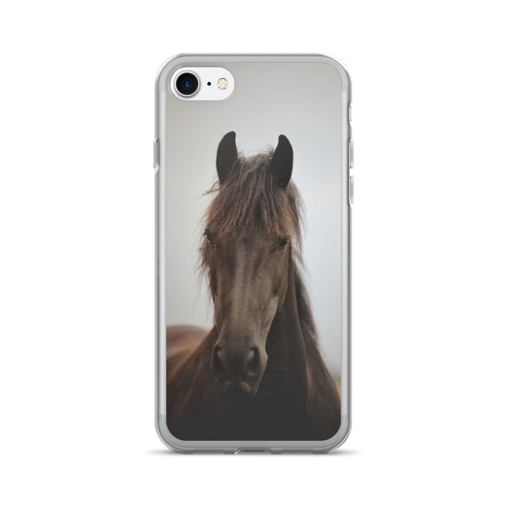 Must Love Horses - Black Beauty - iPhone 7/7 Plus Case