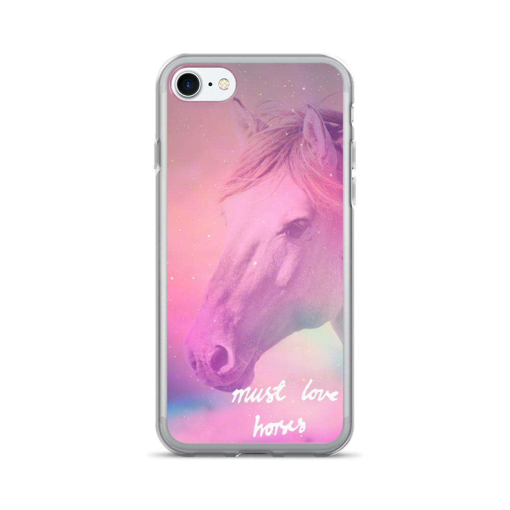 Must Love Horses - Dream Horse - iPhone 7/7 Plus Case