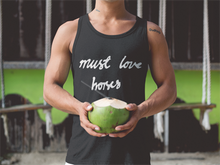 Must Love Horses - Must Love Horses - Men's Tank Top