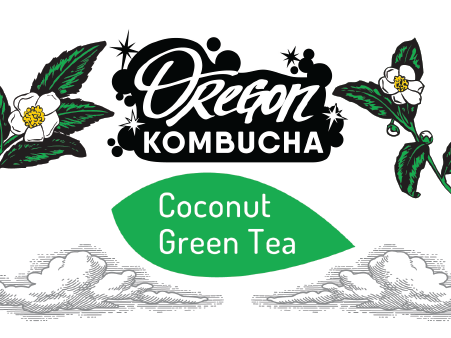 Coconut Green Tea